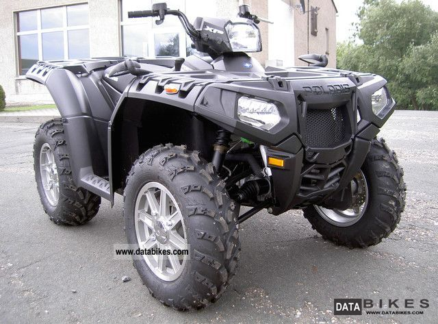 Polaris  850 XP including servo and LOF 2012 Quad photo