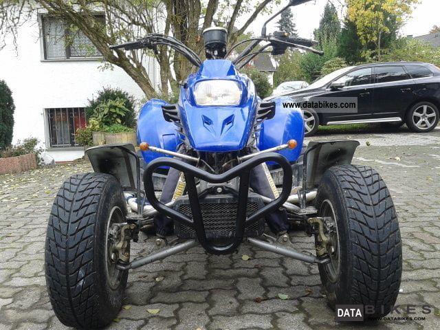 2004 Sachs  Sfm 250 Borssa exchange also bmw E30/E36 Motorcycle Quad photo