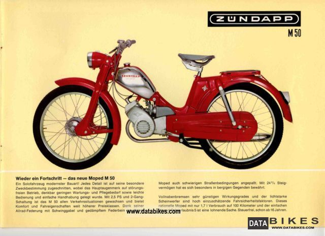 Zundapp  Zündapp climbers 1976 Vintage, Classic and Old Bikes photo
