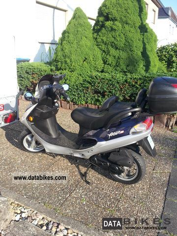 Kymco  Yager 50 2012 Scooter photo