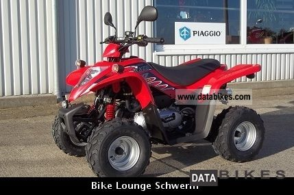 2012 Kymco  Maxxer 50 / ideal Kinderquad - inkl.Garantie! Motorcycle Quad photo