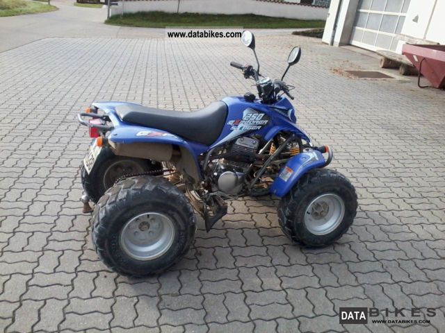 Explorer  Stinger 250 2005 Quad photo