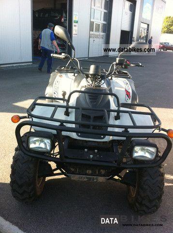 2004 Explorer  Ranger 300 Motorcycle Quad photo