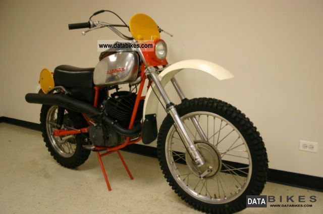 Jawa  402 ISDT 1979 Vintage, Classic and Old Bikes photo