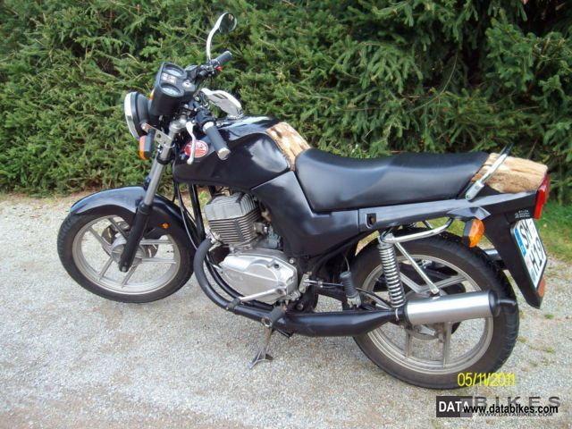 1995 Jawa  640 Sports Motorcycle Motorcycle photo