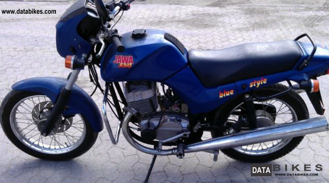 1996 Jawa  350 Motorcycle Motorcycle photo