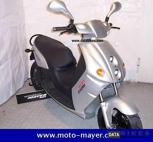 e-max  110s 2012 Electric Motorcycles photo