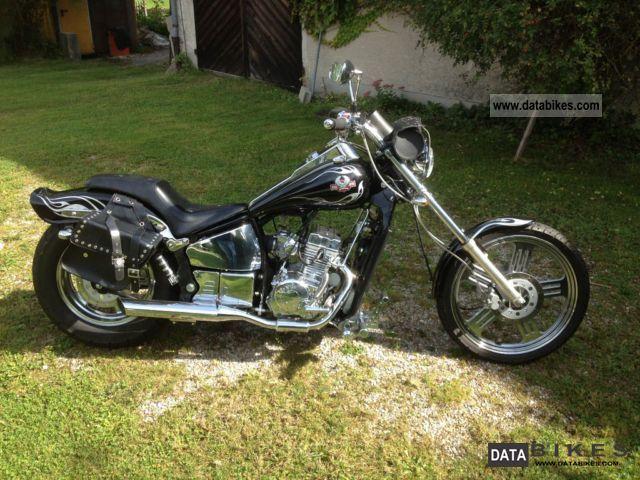 2009 WMI  Regal Raptor Motorcycle Chopper/Cruiser photo