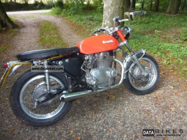 Benelli  tornado 650cc 1974 Vintage, Classic and Old Bikes photo