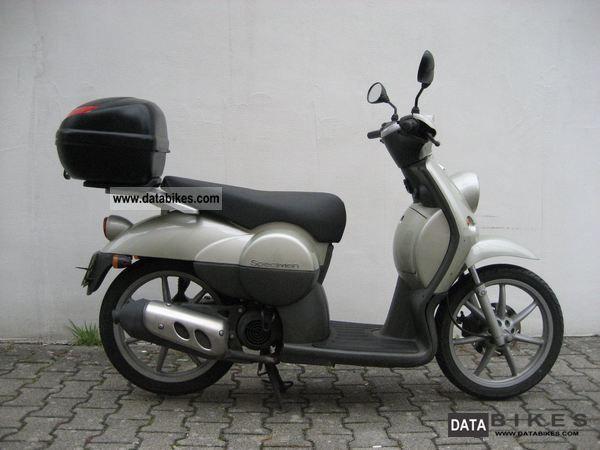 2001 Benelli  PEPE RENAULT SPECIMEN 50 Motorcycle Scooter photo