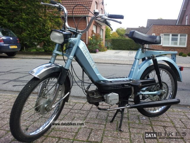 Hercules  Prima 2 N PERFECT CONDITION LOW KM MOFA 1979 Vintage, Classic and Old Bikes photo