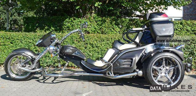 2008 Boom  BOOM V2 Trike Motorcycle Trike photo