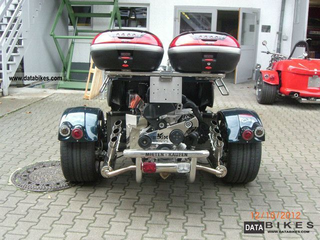 2009 Boom  Family Muscle \ Motorcycle Trike photo