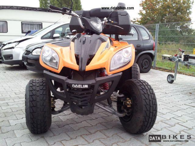 Daelim  ET 300 2007 Quad photo