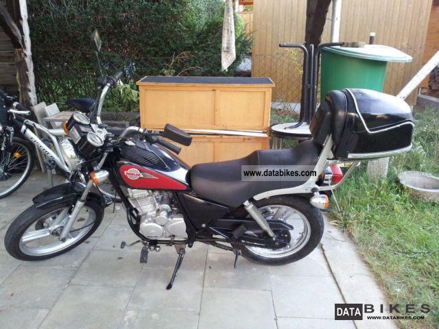 1997 Daelim  (ROK) Motorcycle Lightweight Motorcycle/Motorbike photo