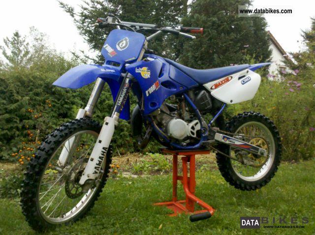 2003 Yamaha YZ 85