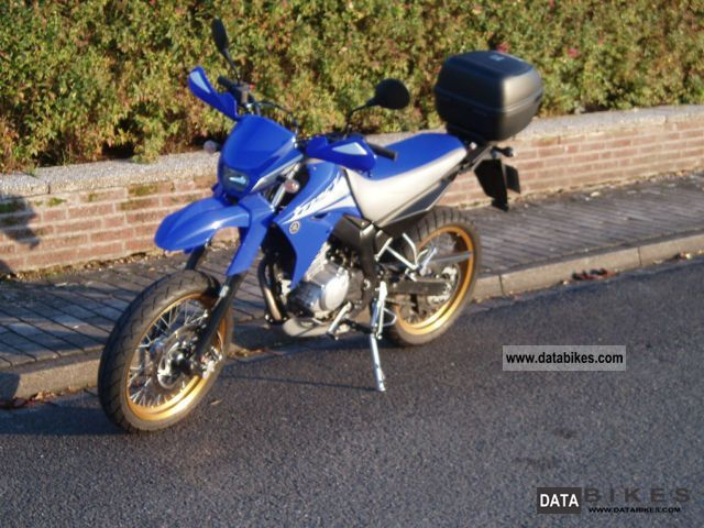 2012 Yamaha  XT 125X Motorcycle Super Moto photo