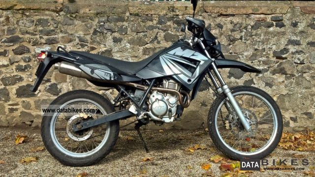 2005 Mz  sx 125 Motorcycle Lightweight Motorcycle/Motorbike photo
