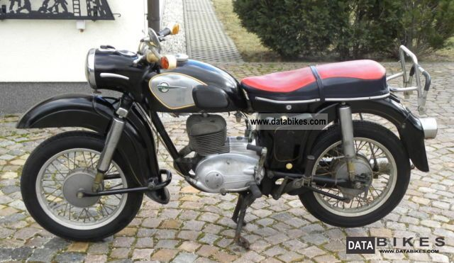 Mz  ES 175/1 1966 Vintage, Classic and Old Bikes photo