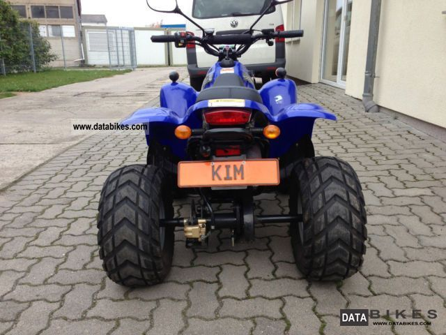 2005 Mz  MZ ATV 100 Panther Motorcycle Quad photo