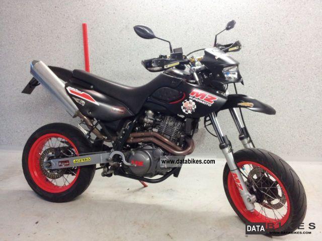 2007 Mz  660 Supermoto Motorcycle Super Moto photo