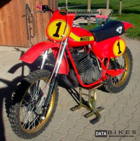 Maico  MC 440 490 1979 Vintage, Classic and Old Bikes photo
