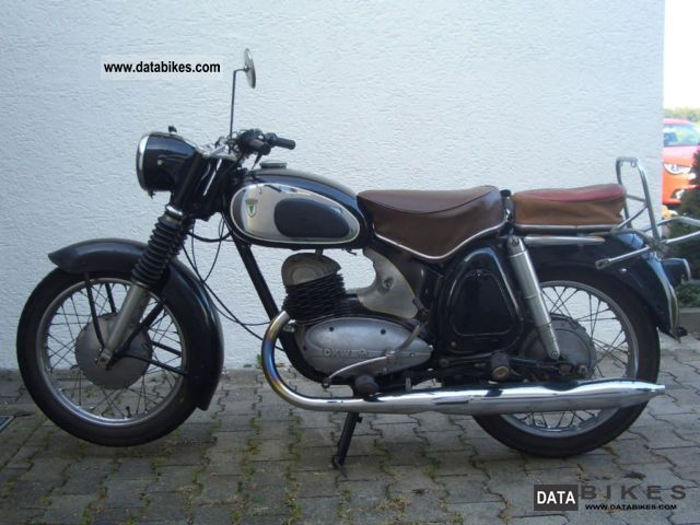 DKW  RT 250 S 1957 Vintage, Classic and Old Bikes photo