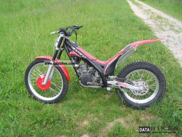 2008 Gasgas  TXT PRO 280 Motorcycle Other photo