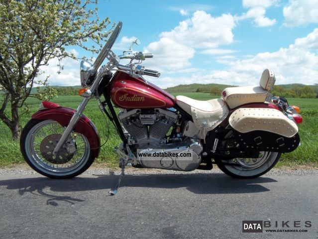 2002 Indian  Scout Motorcycle Chopper/Cruiser photo