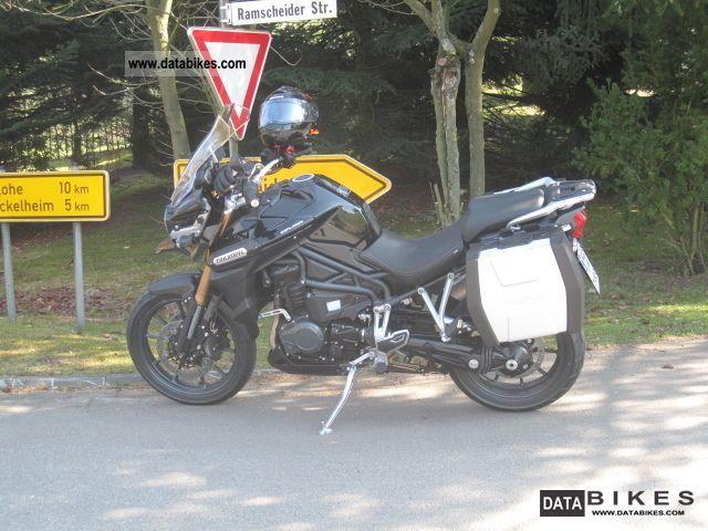 2012 Triumph  Explorer Motorcycle Enduro/Touring Enduro photo