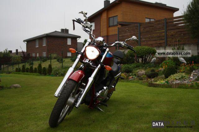 2007 VICTORY  Vegas Motorcycle Chopper/Cruiser photo