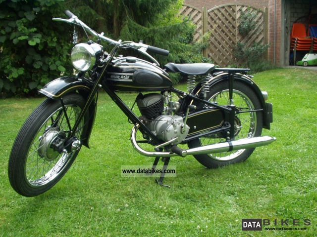 Other  ADLER 1953 Vintage, Classic and Old Bikes photo