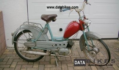 Other  Rabeneick Binetta 1955 Vintage, Classic and Old Bikes photo