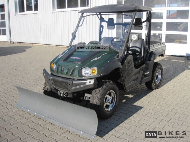 2012 Other  Line 700 4x4 UTV winter service Motorcycle Quad photo