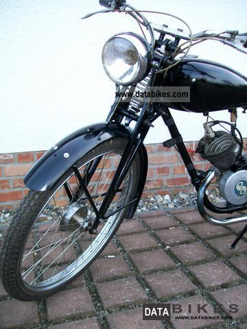 Sachs  98 1942 Vintage, Classic and Old Bikes photo