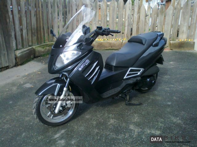 2011 Sachs  FY400 Motorcycle Scooter photo