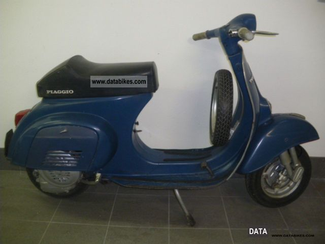 Vespa  50 R 1975 Vintage, Classic and Old Bikes photo