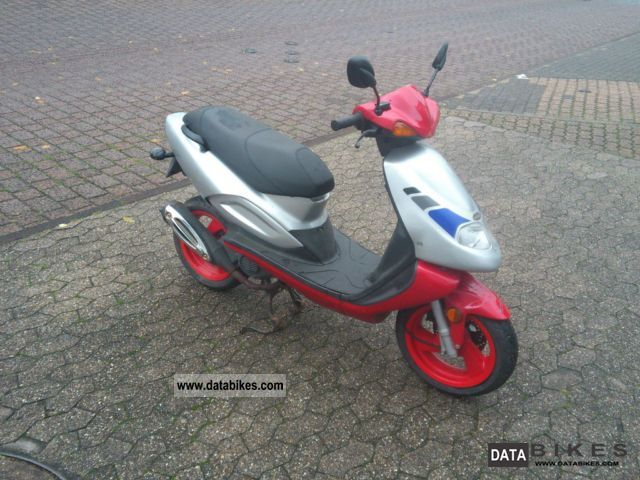Pegasus  corona 25 to 50 Report rewritten quickly 2002 Scooter photo