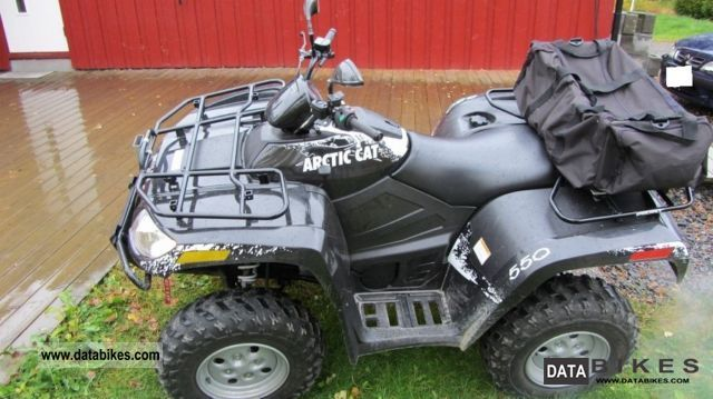 Arctic Cat  550 efi t3 2011 Quad photo
