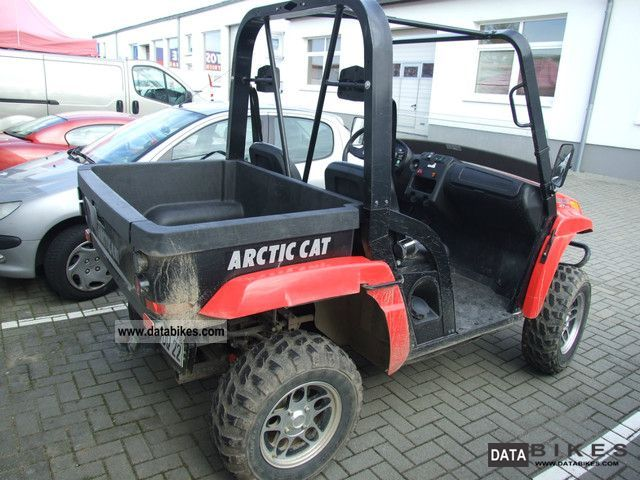 2010 Arctic Cat Prowler 650 Side by Side