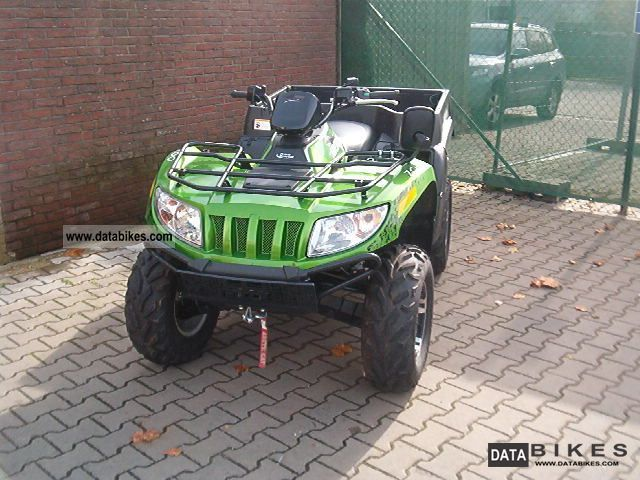 2012 Arctic Cat  AC 700-TBX Bedliners tractor approval \u003c\u003c \u003e\u003e Motorcycle Quad photo