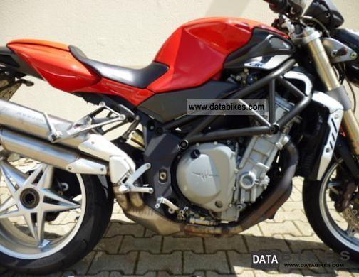 2004 MV Agusta  750 S Motorcycle Naked Bike photo