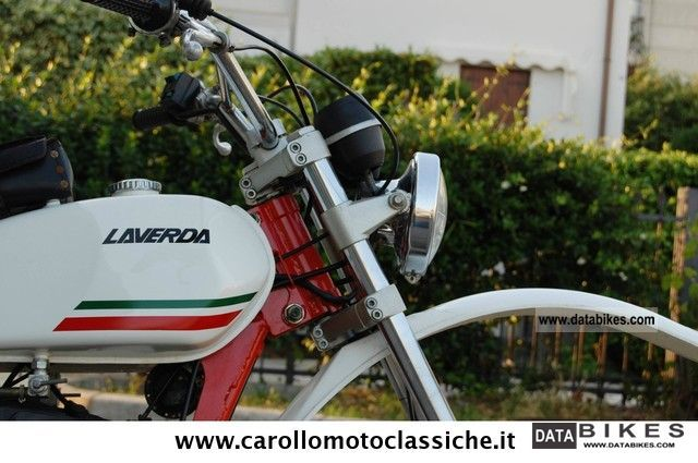 Laverda  2 TR 1977 Vintage, Classic and Old Bikes photo