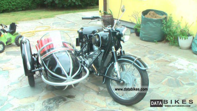BMW  R 50 RIGS 1957 Vintage, Classic and Old Bikes photo