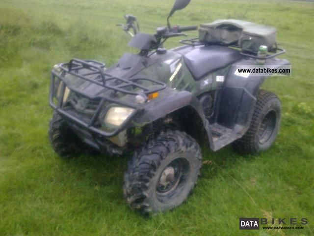 2007 Linhai Atv Buyang    D Fa 300    All Road Challanger