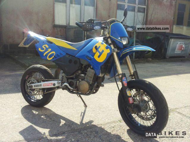 Husqvarna  TE Supermoto 2001 Super Moto photo
