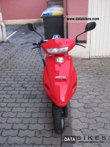 Italjet  Itteco MOTOR LTD TR50 1995 Scooter photo