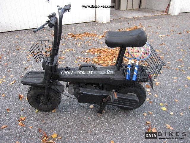 1985 Italjet  Pack 2 original condition 1.Hand Motorcycle Motor-assisted Bicycle/Small Moped photo