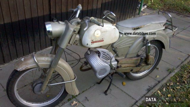 Zundapp  Zündapp Sports Combinette 1966 Vintage, Classic and Old Bikes photo