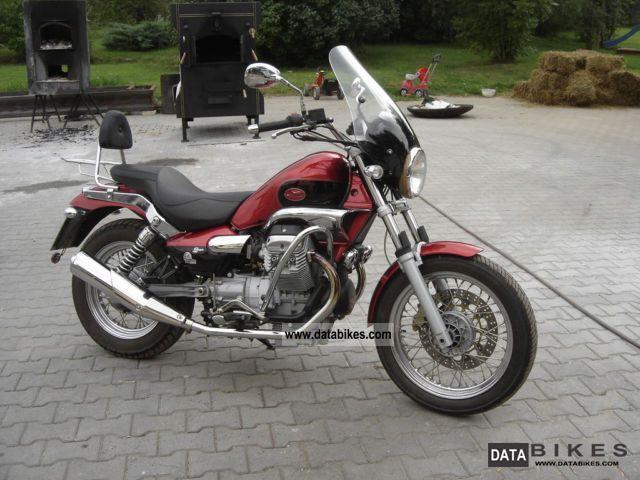 2006 Moto Guzzi  Nevada 750 E I Motorcycle Motorcycle photo